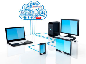 cloud desktop, hosted exchange en cloud opslag in de cloud bij isourcecloud