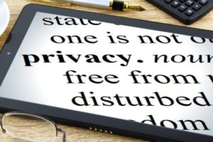 Cloud opslag privacy